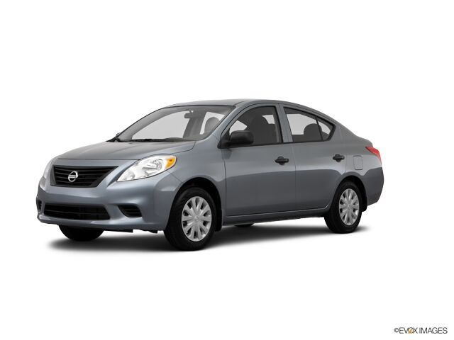2014 Nissan Versa 1.6 S Indianapolis IN