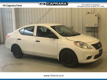 2014_Nissan_Versa_1.6 S_ Watertown NY