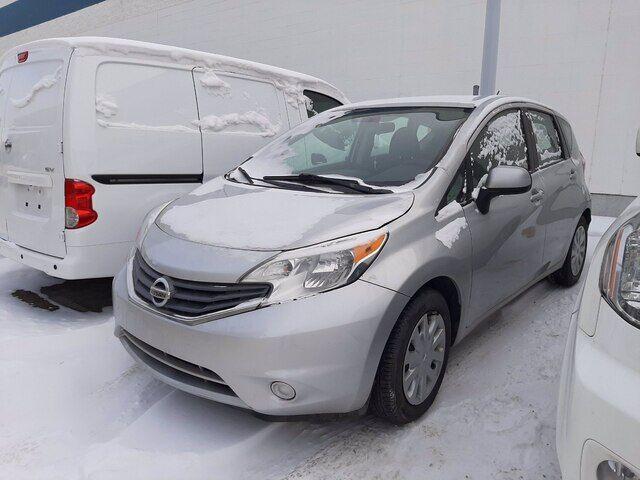 2014 Nissan Versa Note  Calgary AB