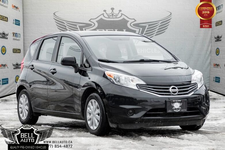 2014 Nissan Versa Note S, BACK-UP CAM, VOICE COMMAND, CRUISE CONTROL Toronto ON