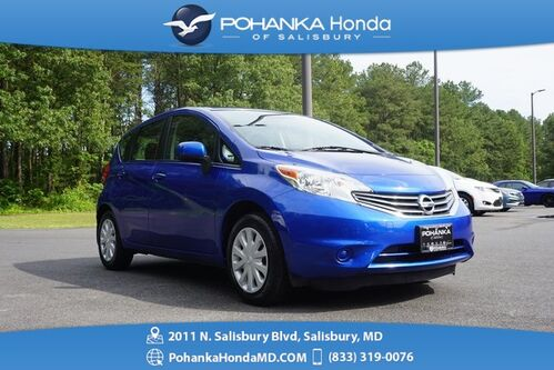 2014_Nissan_Versa Note_S Plus ** GUARANTEED FINANCING ** BEST MATCH **_ Salisbury MD