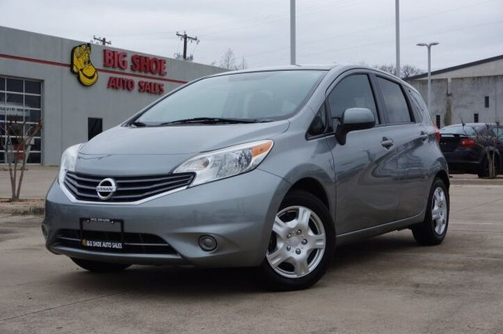2014 Nissan Versa Note S Plus Irving TX