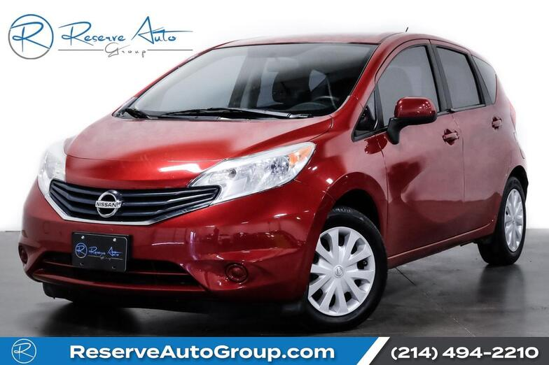 2014 Nissan Versa Note S Plus The Colony TX