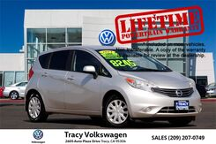 2014_Nissan_Versa Note_S Plus_ Tracy CA