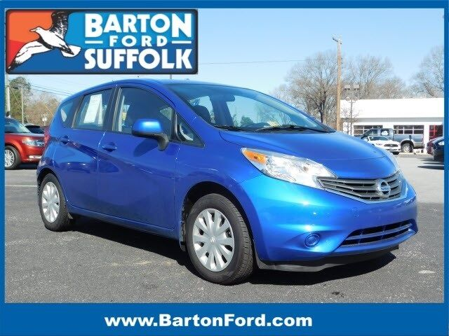 2014 Nissan Versa Note S Suffolk VA
