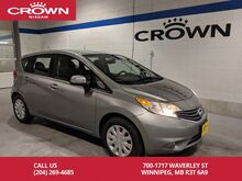 2014_Nissan_Versa Note_S_ Winnipeg MB