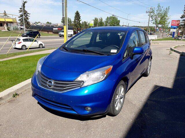 2014 Nissan Versa Note SL | AUTO | FULLY LOADED!! Calgary AB