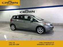 2014_Nissan_Versa Note_SL ** No Accidents** 1 Owner** Top Of the Line Trim** Alloy Rims**_ Winnipeg MB