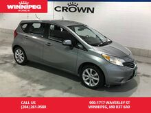 2014_Nissan_Versa Note_SL/One owner/Low KM/Well maintained_ Winnipeg MB