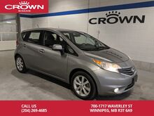 2014_Nissan_Versa Note_SL_ Winnipeg MB
