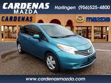 2014_Nissan_Versa Note_SV_ McAllen TX