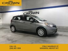 2014_Nissan_Versa Note_SV **Great On Gas** Perfect Commuter** Just in Time for Back to School!!****_ Winnipeg MB