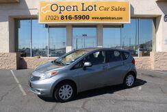 2014_Nissan_Versa Note_SV_ Las Vegas NV