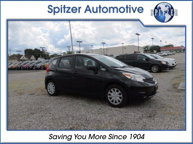 2014 Nissan Versa Note SV Sheffield OH
