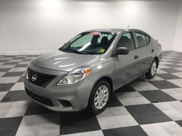 2014_Nissan_Versa_S Plus_ Chattanooga TN