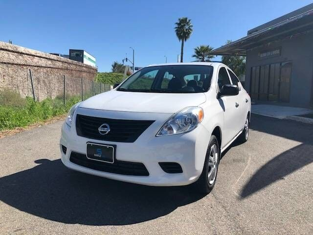 2014 Nissan Versa S Plus Escondido CA