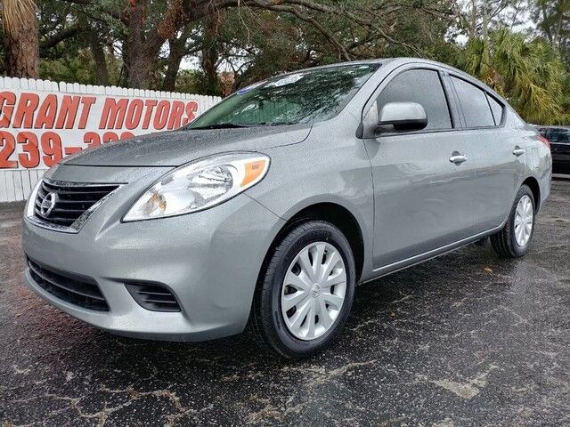 2014_Nissan_Versa_S Plus_ Fort Myers FL