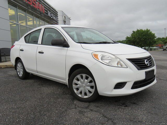 2014 Nissan Versa S Plus High Point NC