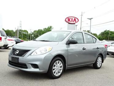 2014_Nissan_Versa_S_ South Attleboro MA
