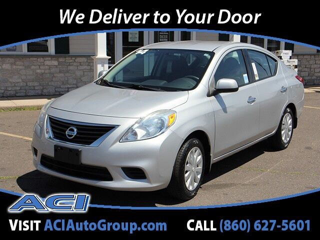 2014 Nissan Versa SV East Windsor CT