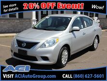 Nissan Versa SV East Windsor CT