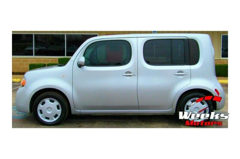 2014 Nissan cube S