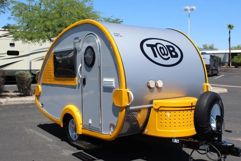 2014 Nucamp T@B 320S Teardrop Travel Trailer Mesa AZ