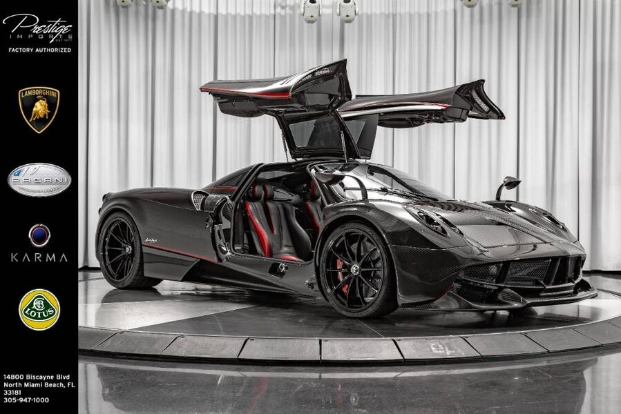 2014_Pagani_HUAYRA__ North Miami Beach FL