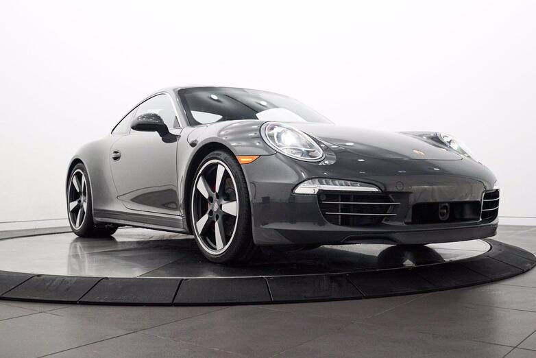 2014 Porsche 911 50th Anniversary Edition Highland Park IL