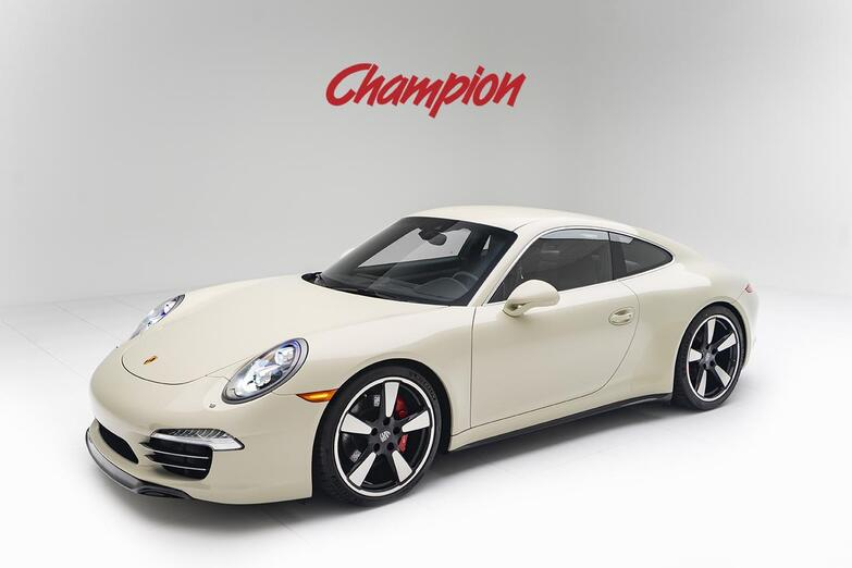 2014 Porsche 911 50th Anniversary Edition Pompano Beach FL