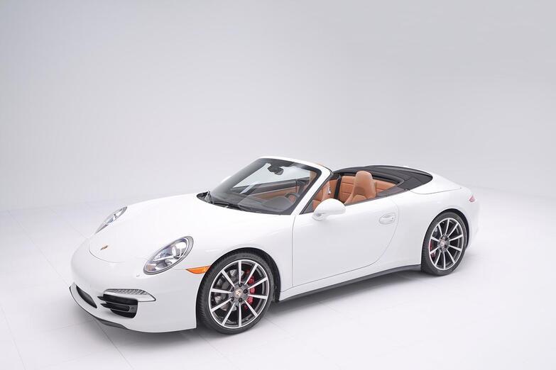 2014 Porsche 911 Carrera 4S Cab Pompano Beach FL