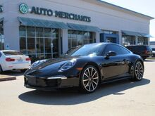 2014_Porsche_911_Carrera 4S Coupe PREMIUM PACKAGE PLUS, BOSE AUDIO PACKAGE,SUNROOF, ORNAMENTAL PORSCHE CREST_ Plano TX