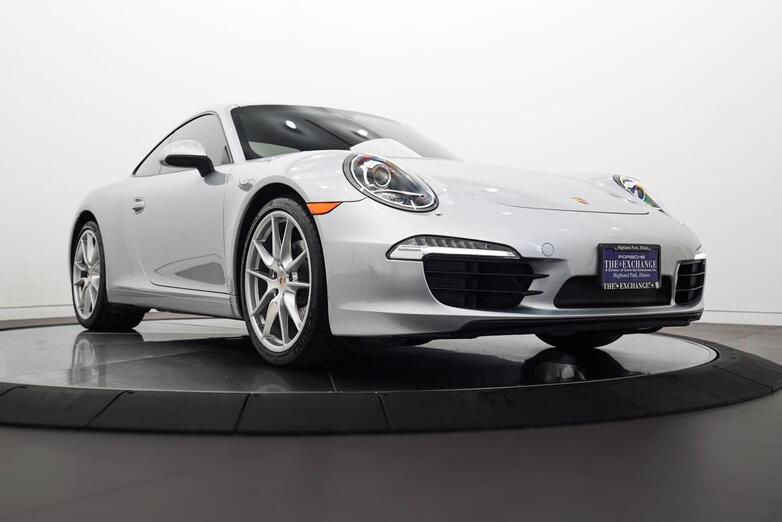 2014 Porsche 911 Carrera Highland Park IL
