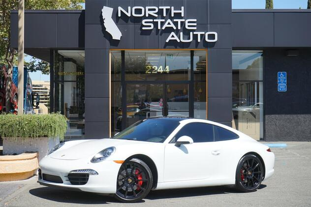 2014_Porsche_911_Carrera S_ Walnut Creek CA