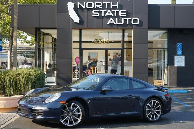 2014_Porsche_911_Carrera_ Walnut Creek CA