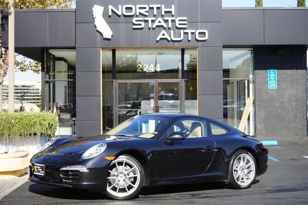 2014_Porsche_911_Carrera_ Walnut Creek CA
