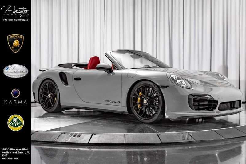 2014 Porsche 911 Cobb Tuned to 750 Horsepower North Miami Beach FL