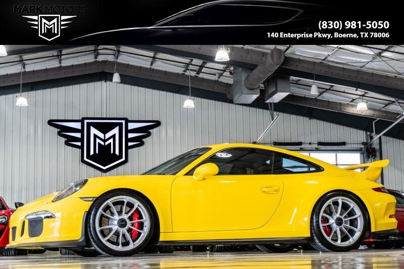 2014_Porsche_911_GT3_ Boerne TX