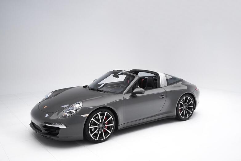 2014 Porsche 911 Targa 4S Pompano Beach FL