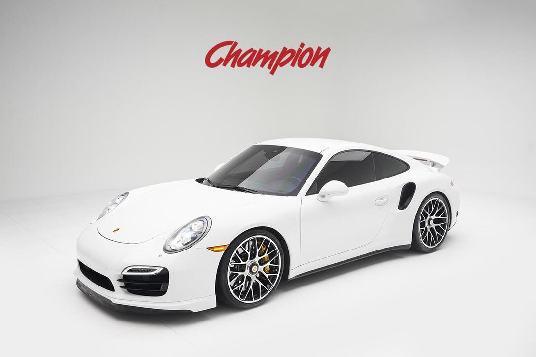 2014 Porsche 911 Turbo Pompano Beach FL