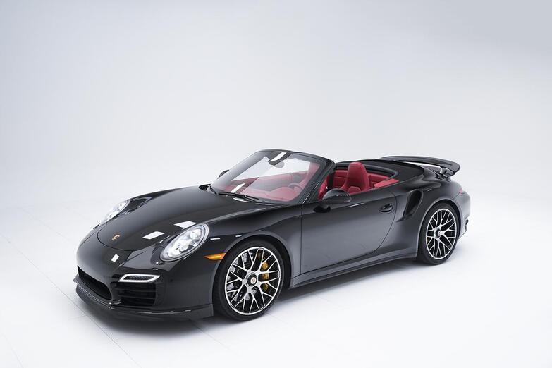 2014 Porsche 911 Turbo S Cab Pompano Beach FL