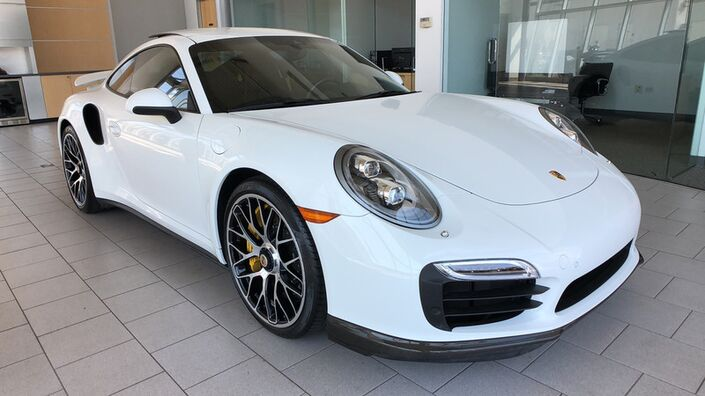 2014 Porsche 911 Turbo S Highland Park IL