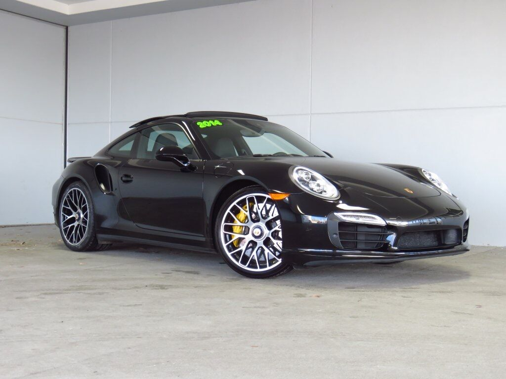 2014 Porsche 911 Turbo S Kansas City KS