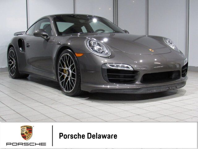 2014 Porsche 911 Turbo S Newark DE