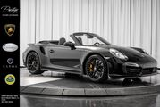 2014 Porsche 911 Turbo S North Miami Beach FL