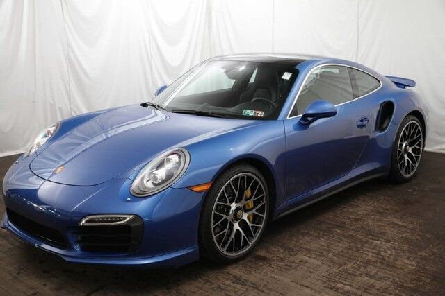 2014 Porsche 911 Turbo S Pittsburgh PA
