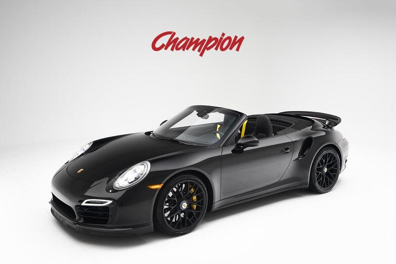 2014 Porsche 911 Turbo S Pompano Beach FL