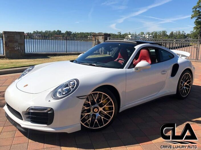 2014 Porsche 911 Turbo S The Woodlands TX