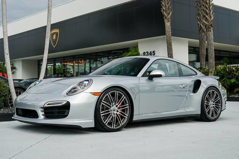 2014_Porsche_911_Turbo_ Palm Beach FL