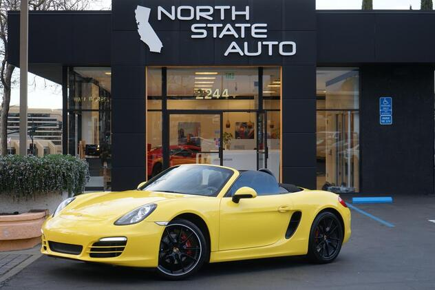 2014_Porsche_Boxster__ Walnut Creek CA